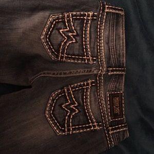 Miss Me Easy Straight Denim Jeans